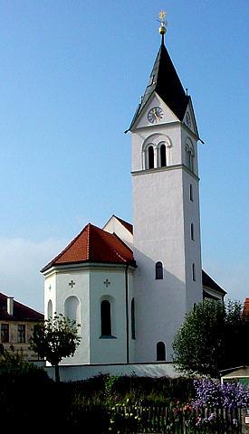 Pfarrei Ebertshausen Kirchen Und Kapellen Im Landkreis