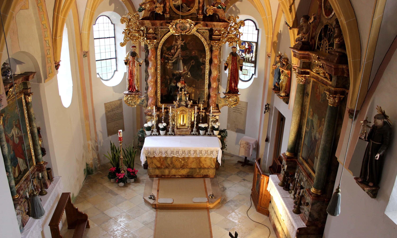 Kirchen und kapellen im landkreis dachau